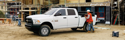 Part of Canada's most durable heavy-duty diesel pickups38