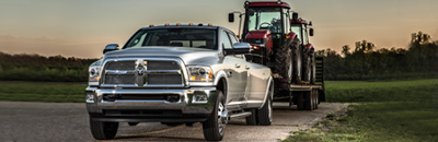 Out-tow the competition with Best-in-Class towing of up to 31,210 lb (14,157 kg)3