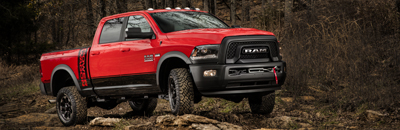 2017 Ram 2500 Power Wagon - Canada's most capable full-size off-road pickup3 (2500 Power Wagon®)